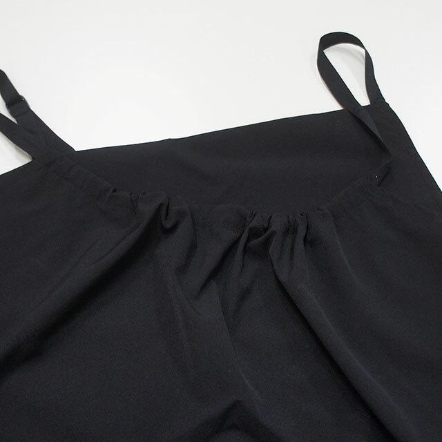 kha:ki カーキ SLANTING NECK DRESS レディース ワンピース ノースリーブワンピース キャミワンピース ロング 無地 きれいめ カジュアル 通販 (品番mil-19hop74)
