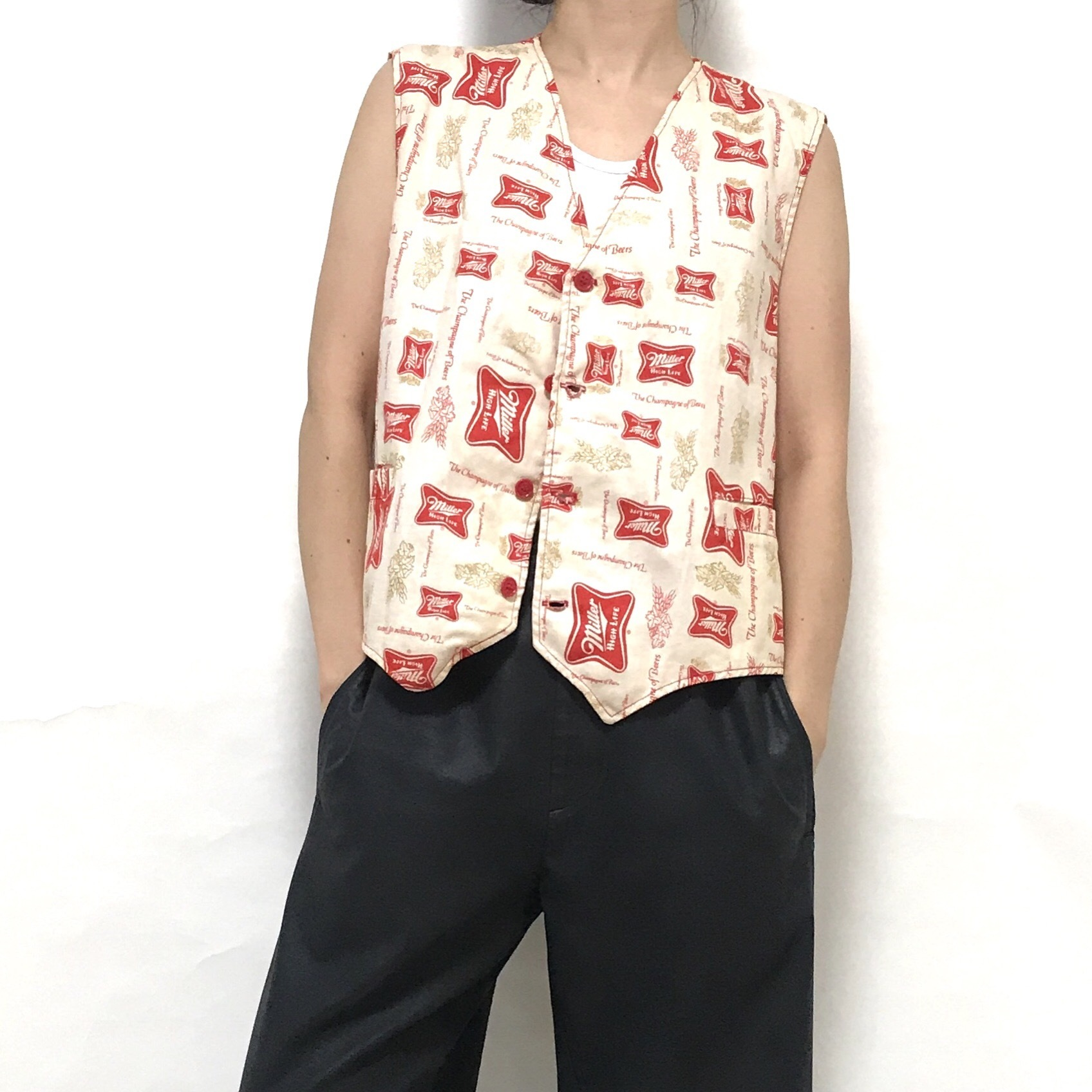 60's Golden Thread Miller Official Vest