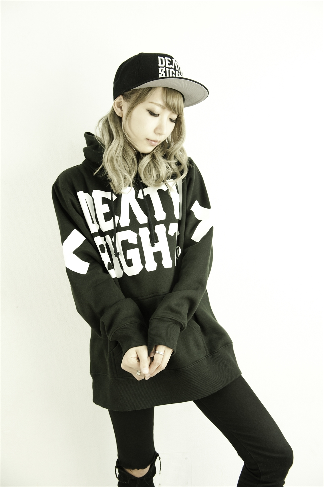 deathsight 17 Logo Cap / BLACK - 画像3