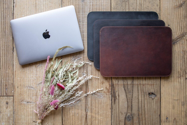 UPDATE|No.02_Leather MacBook Case【12インチ】
