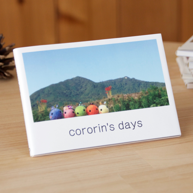 「cororin's days 」 (L判写真集)