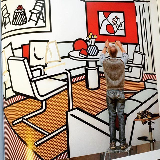 写真集「Roy Lichtenstein in His Studio」 - 画像3