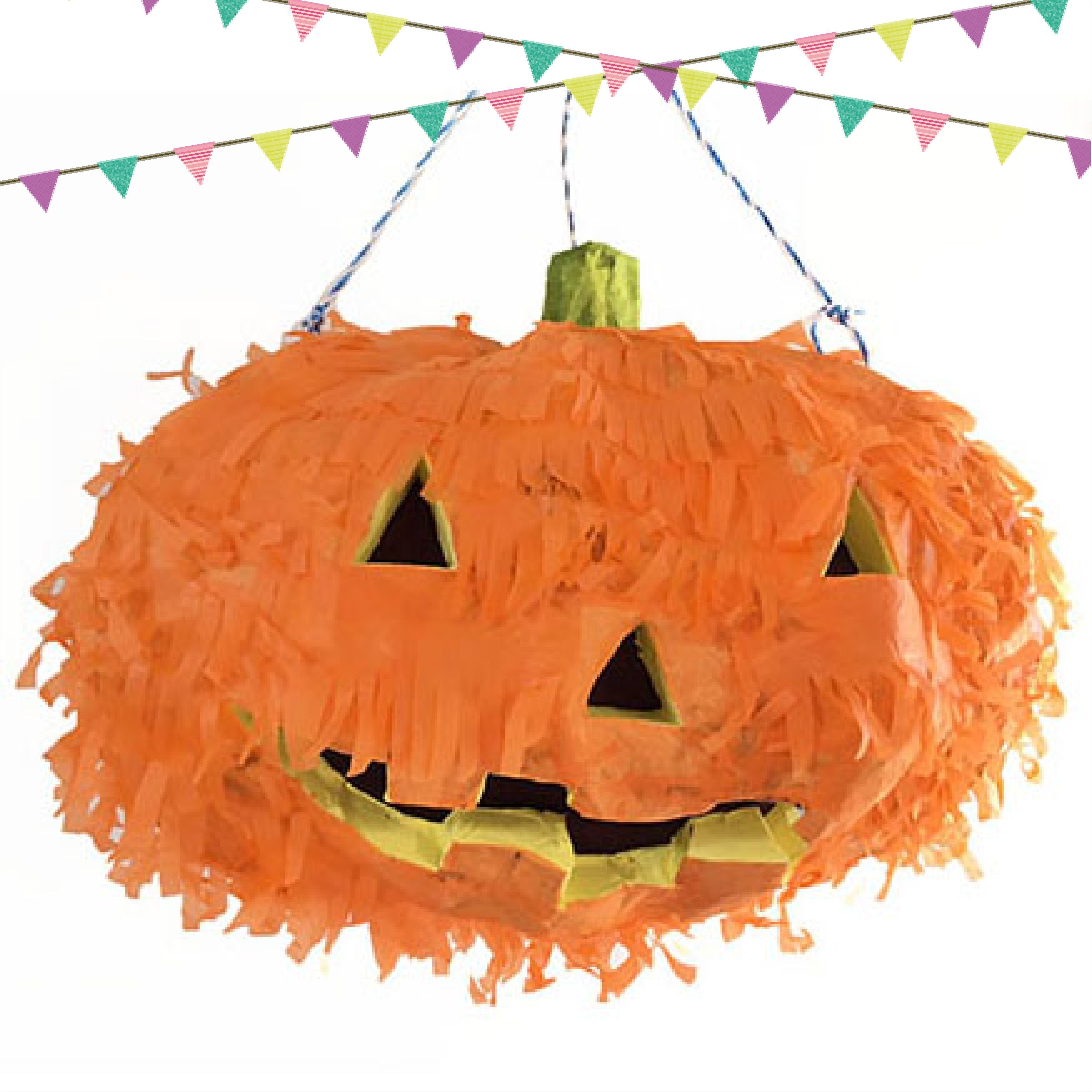 【ハロウィン★おすすめ】かぼちゃのピニャータ