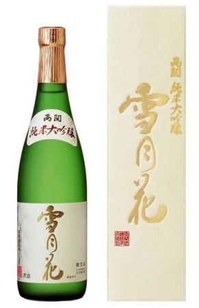 両関 純米 大吟醸 雪月花 720ml