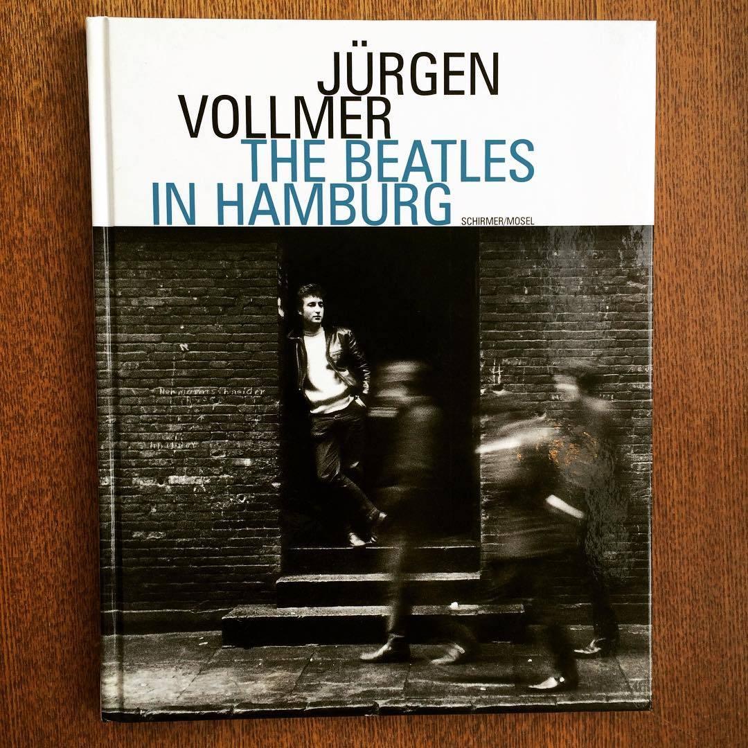 ビートルズ写真集「The Beatles In Hamburg/Jurgen Vollmer」 - 画像1