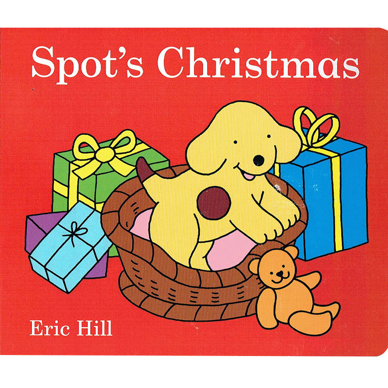 ★新古品★Spot's Christmas(コロちゃんのクリスマス)