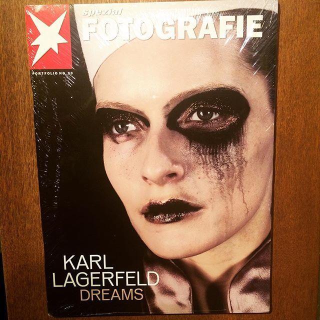カール・ラガーフェルド写真集「Dreams/Karl Lagerfeld(Fotografie)」 - 画像1
