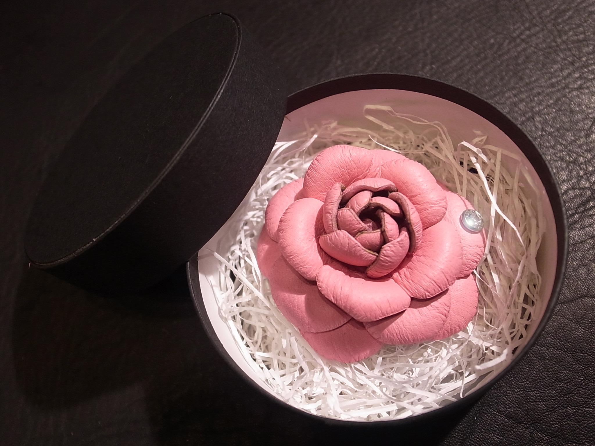 レザーローズ ピンク(限定色)