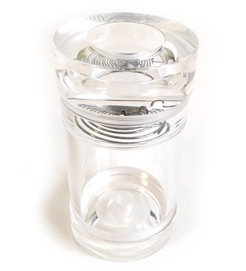 アクリル製 螽蟖管(キリギリス用虫管)