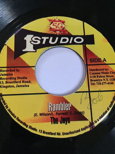 The Jays(ジェイズ) - Rambler【7'】