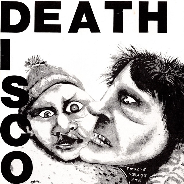 【7inch・英盤】Public Image Limited / Death Disco