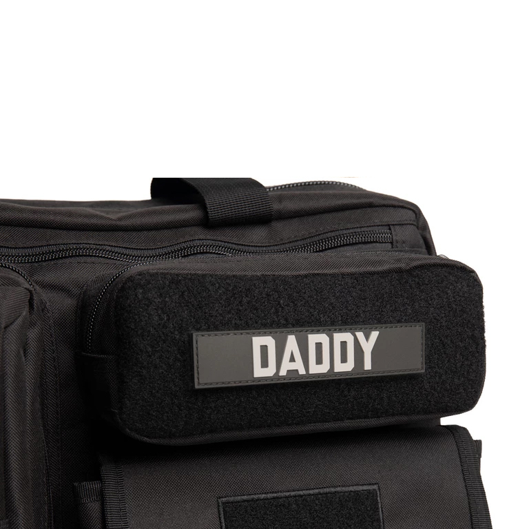 DADDY NAME TAPE PATCH 【TACTICAL BABY GEAR】