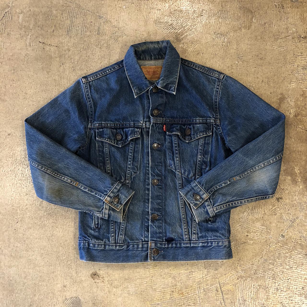 Levi's 70706 Denim Jacket ¥8,400+tax