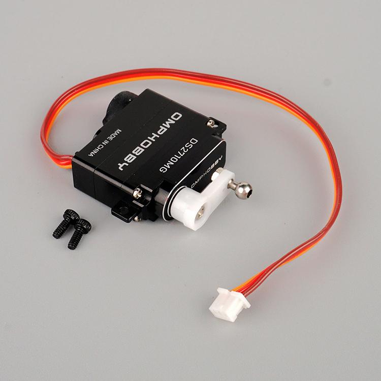 ◆OSHM2031  M2共通メタルケース付きフルメタルデジタルサーボ(ネオヘリでM2購入者のみ購入可)