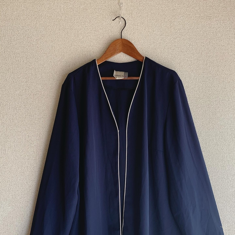 【SALE】vintage USA haori tops
