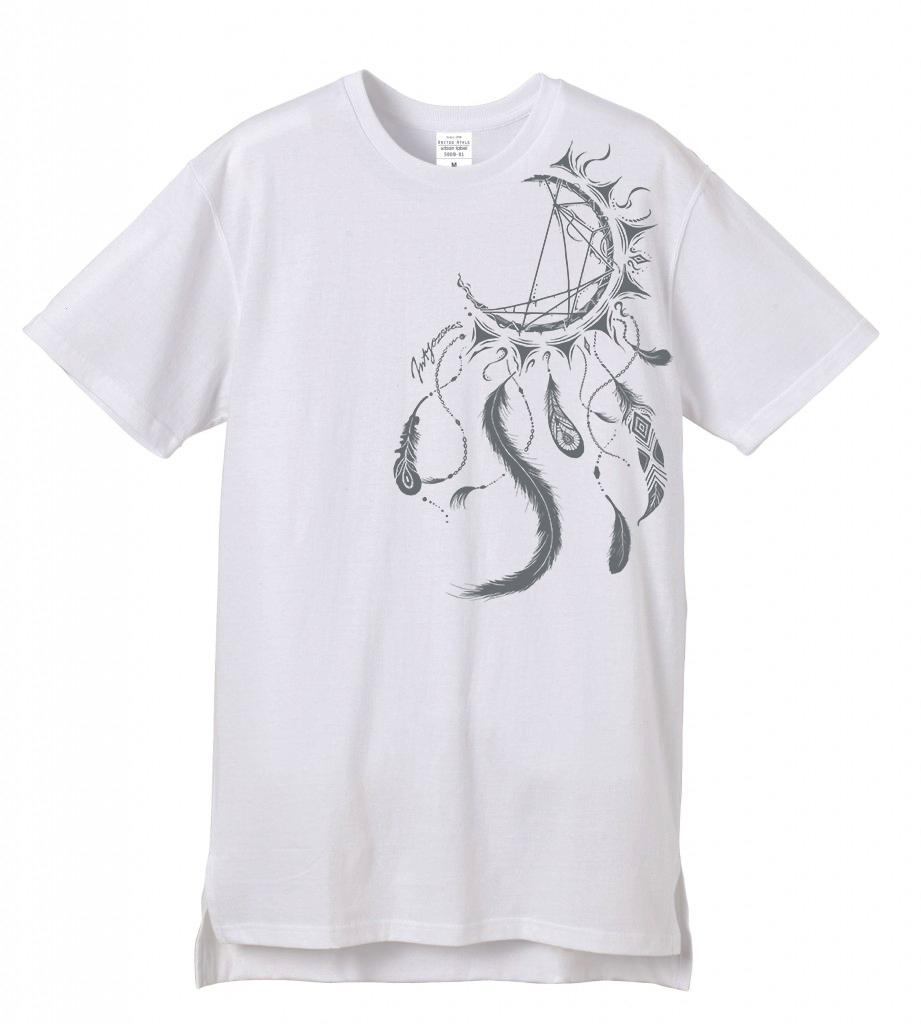 DreamCatcher  ロングレングスT-shirt