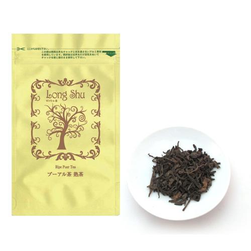 ドアンシリーズ 古樹プーアル熟茶  2010年