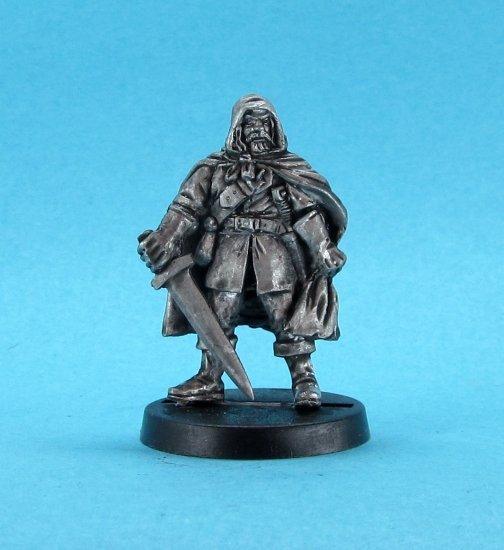 さすらいの傭兵隊長/山賊の頭領 - 画像2