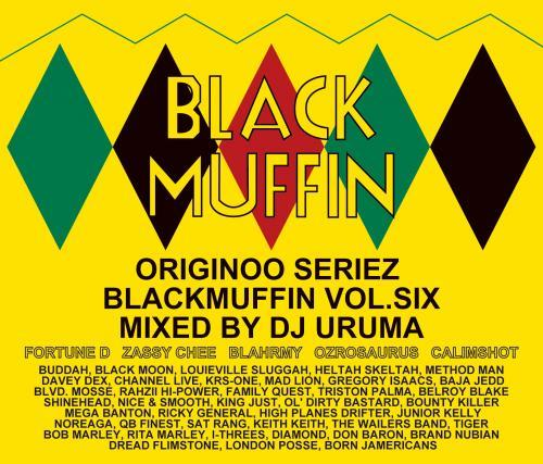 [MIX CD] DJ URUMA / BLACKMUFFIN VOL.6