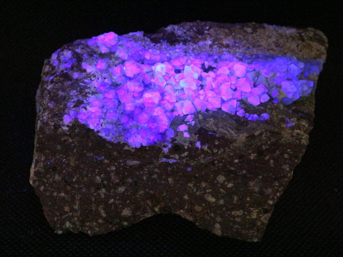 自主採掘!カリフォルニア産 フローライト 蛍石 原石 343,4g  FL075 鉱物 天然石 パワーストーン
