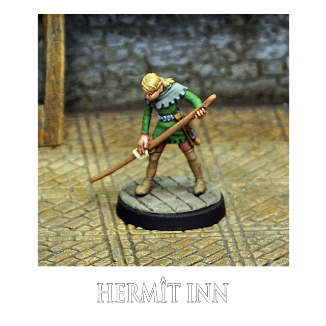 エルフの弓職人 - 画像1