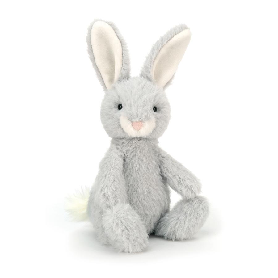 Nibbles SIlver Bunny_NIB6SB