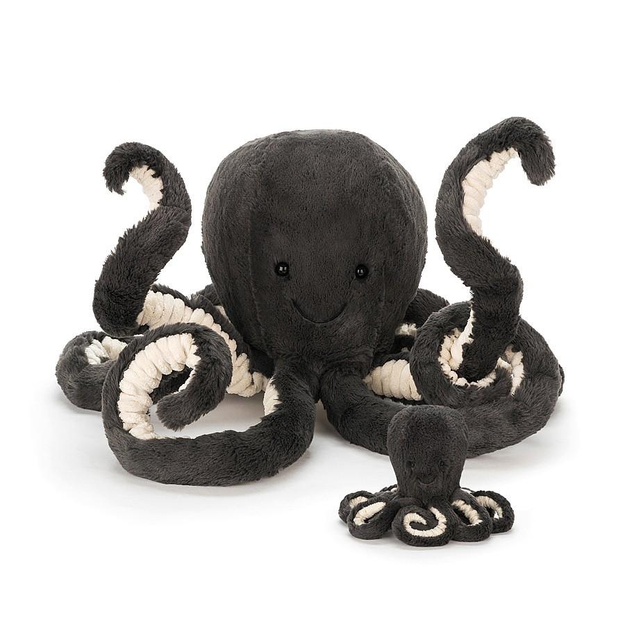 Inky Octopus Little_ODL2INK