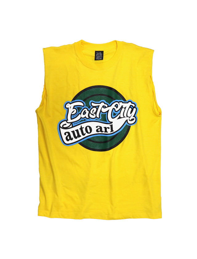 AUTO ARL SLEEVELESS  TEE