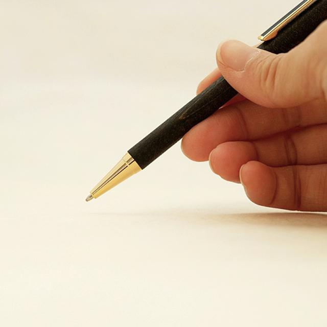 木地師のボールペン 朴