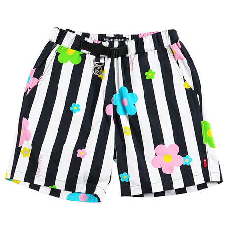 【ROLLING CRADLE | ロリクレ】RC CUTESY SHORTS / Stripe