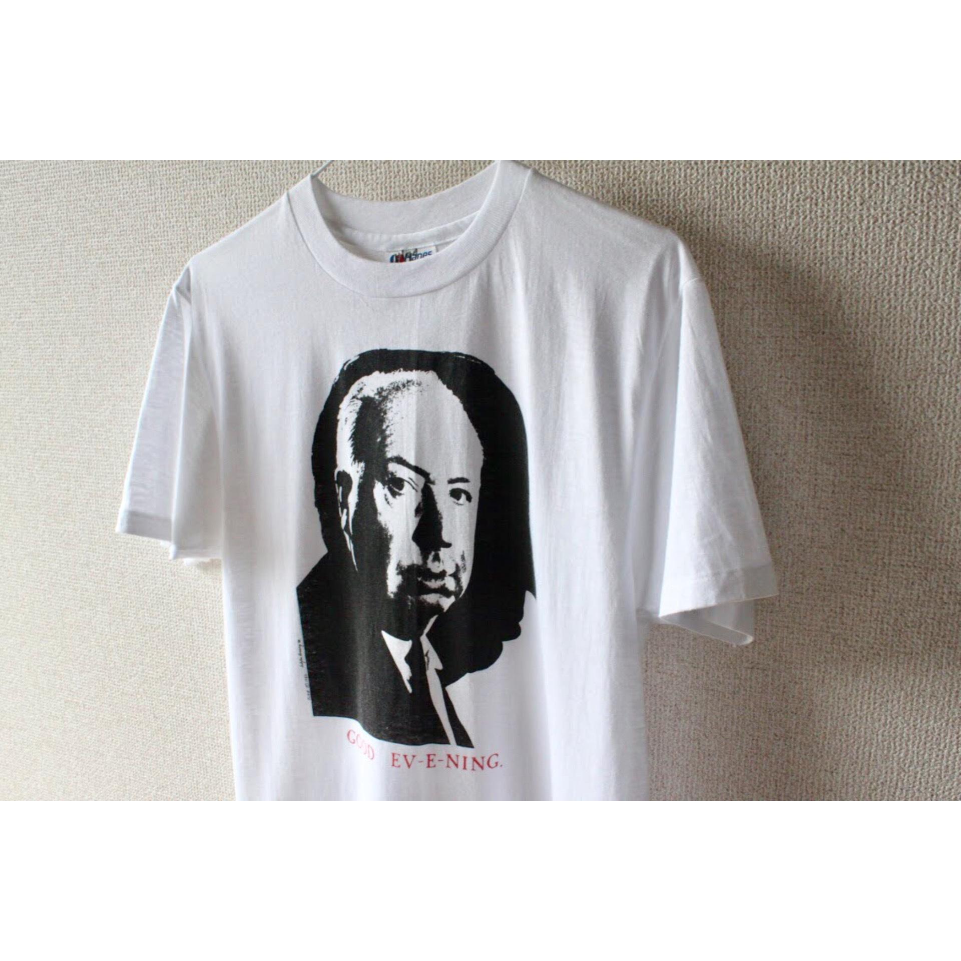 Vintage Alfred Hitchcock t shirt