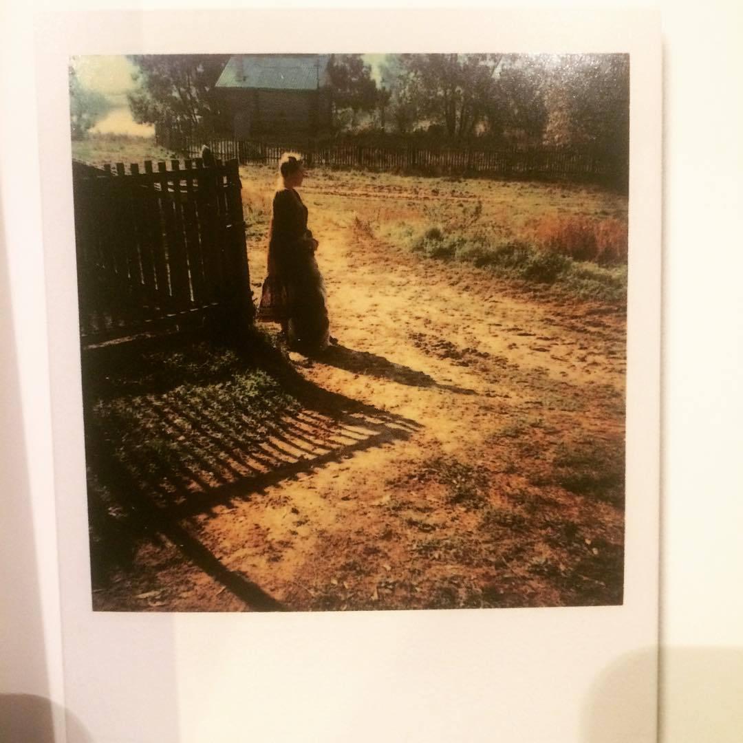 タルコフスキー写真集「Instant Light: Tarkovsky Polaroids」 - 画像2