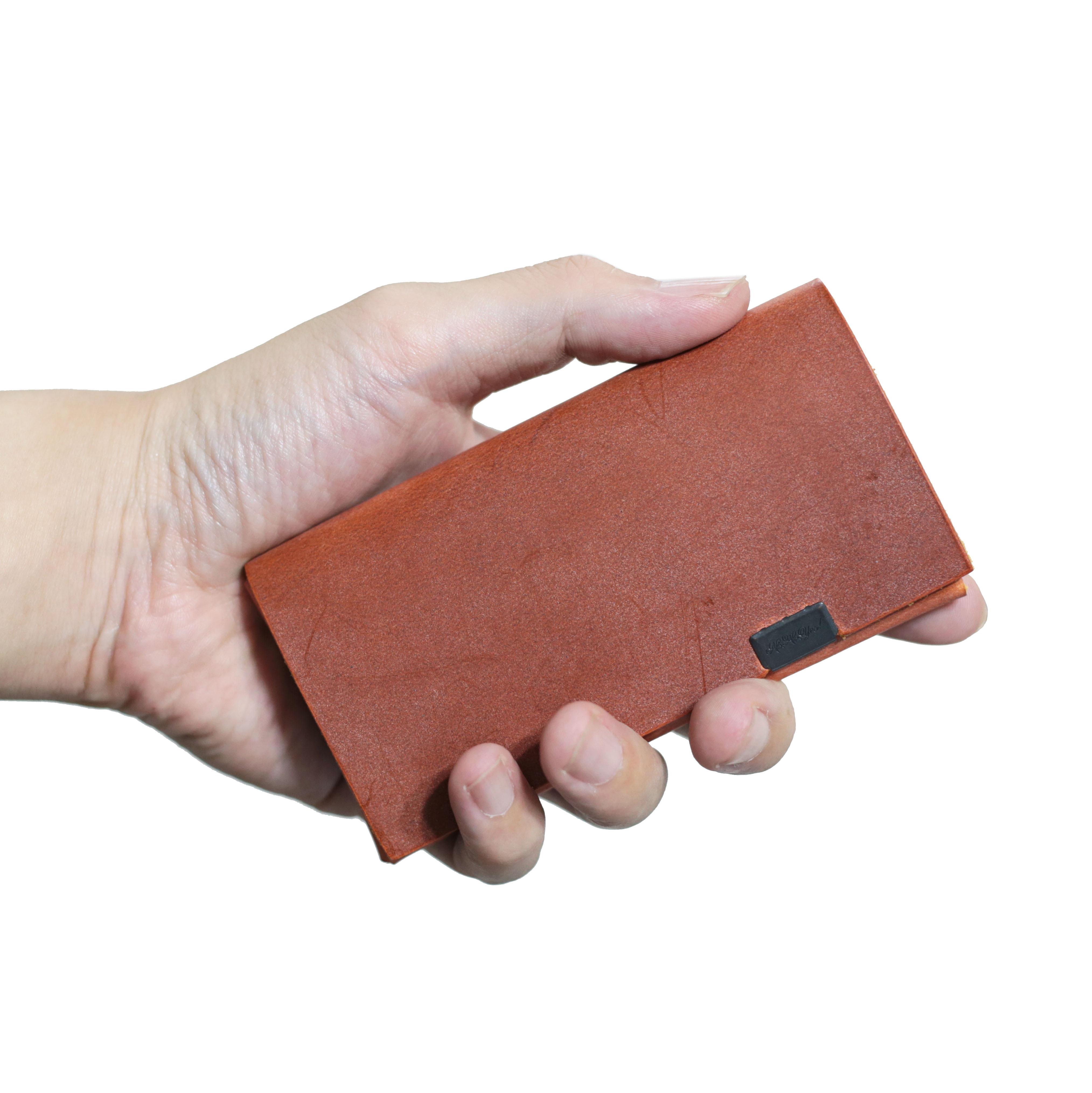姫路ブライドル  -カードケース-  キャメル