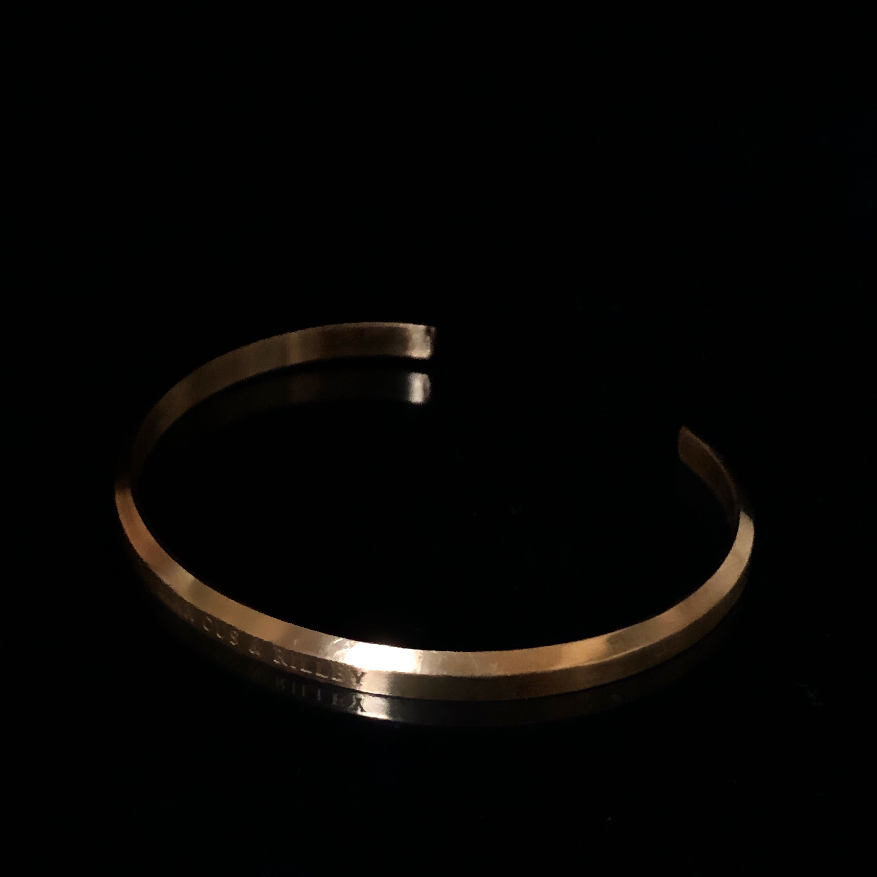 Brushmud collection(MARCUS AND RILLEY LOGO bangle)