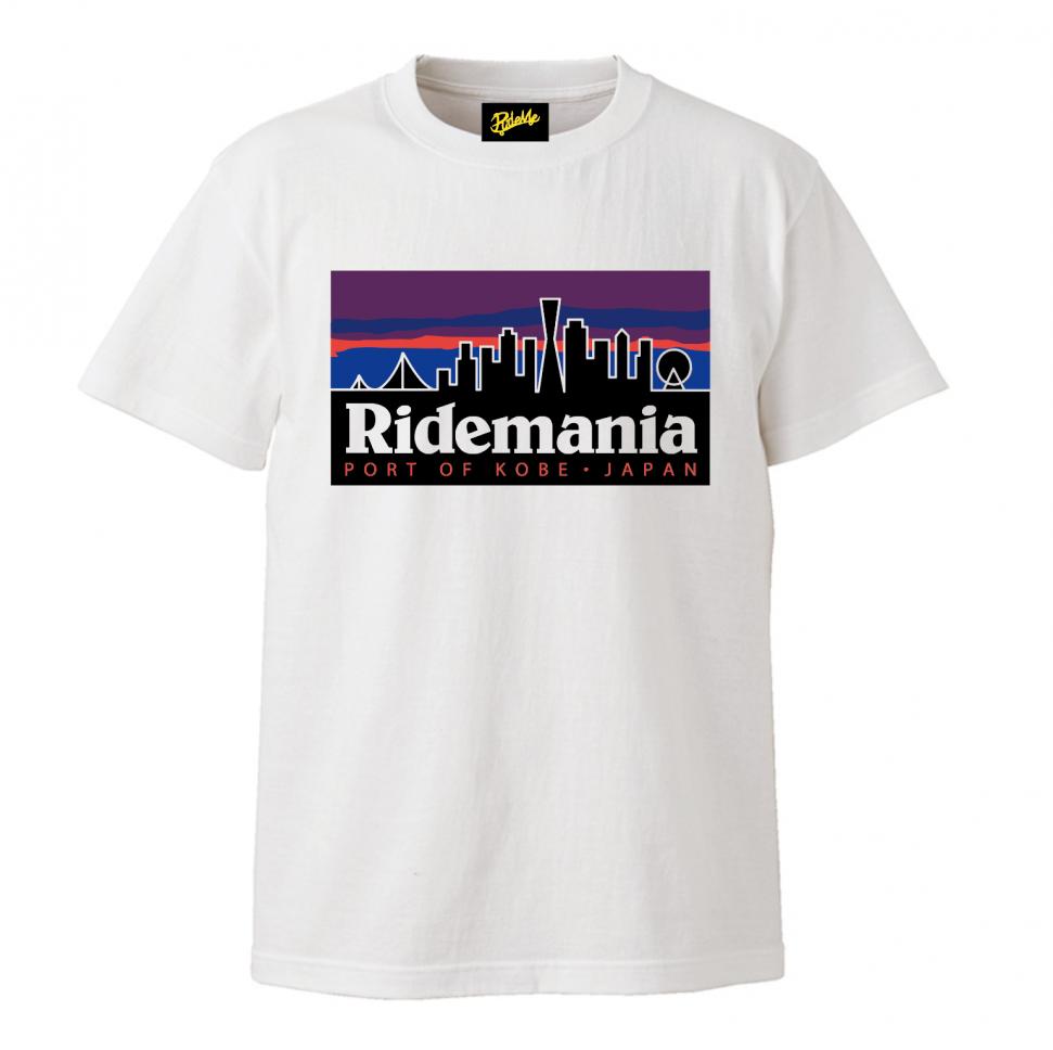 【RideMe | ライドミー】 mania TEE