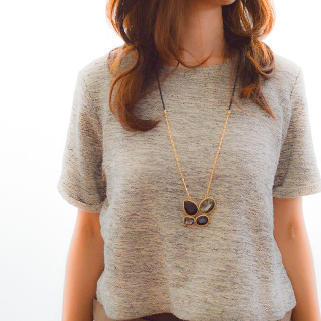 Bijou Long Necklace