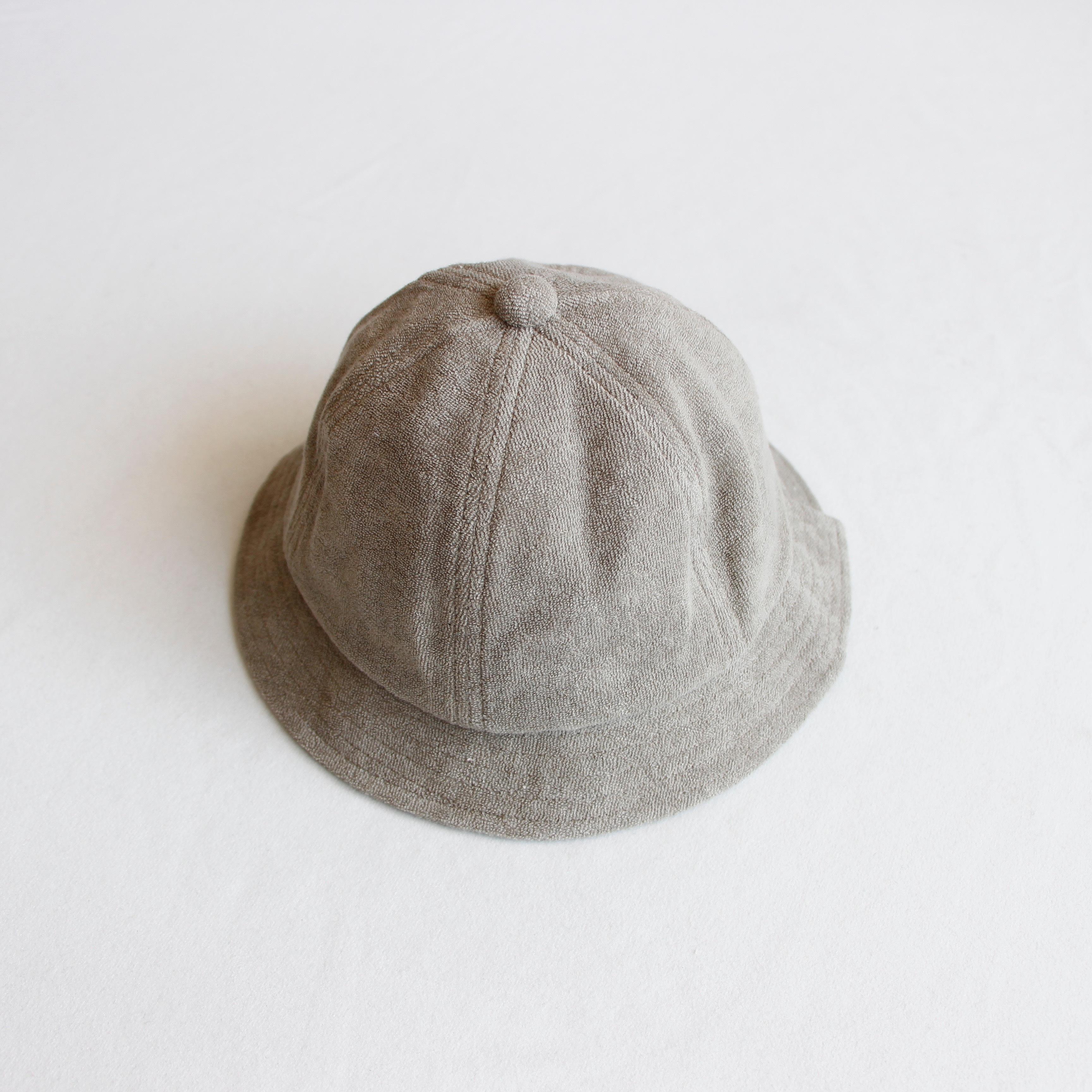《chocolatesoup 2020SS》SOFT PILE HAT / gray