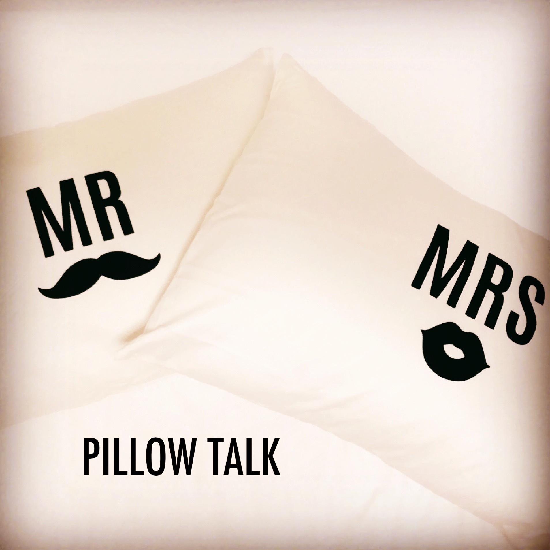 MRS PILLOW CASE [WHITE]