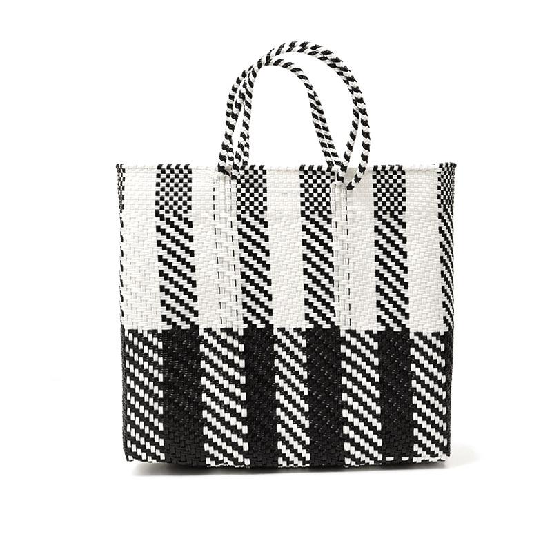 MERCADO BAG TECLADO- White x Black(M)