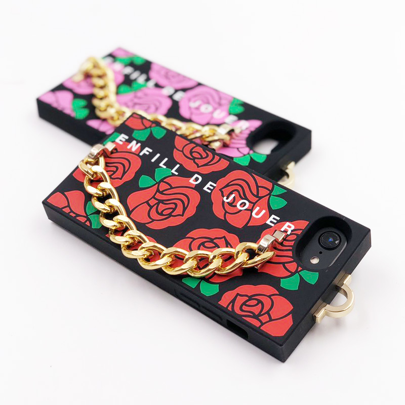 CHAIN CASE  for iPhone8/7/6s/6