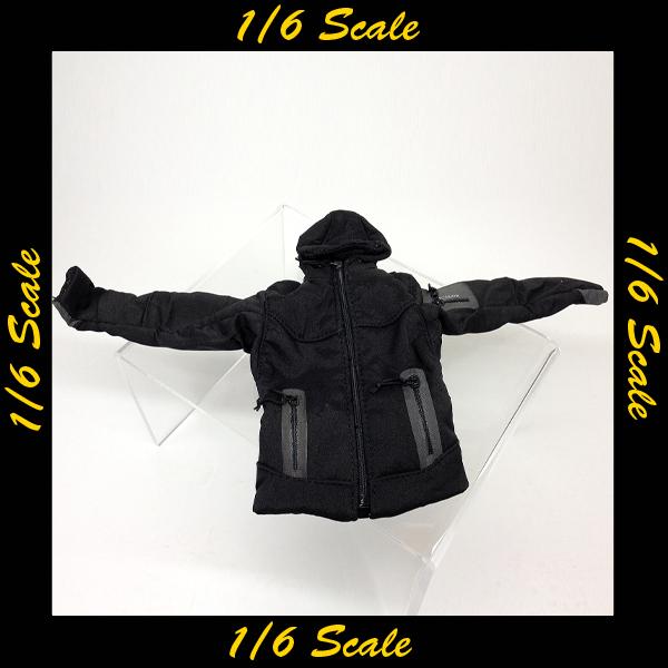 【01040】 1/6 CalTek クリス・コスタ ブラックジャケット