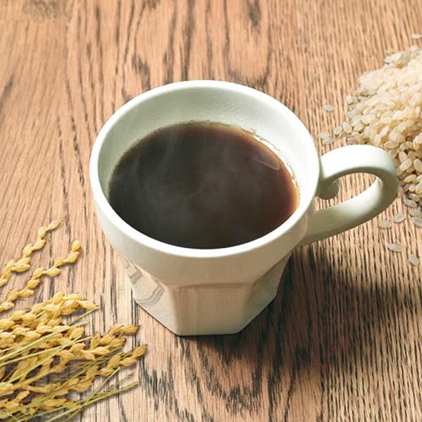 {無糖}コシヒカリ玄米コーヒー COSHI-BROWN 100g