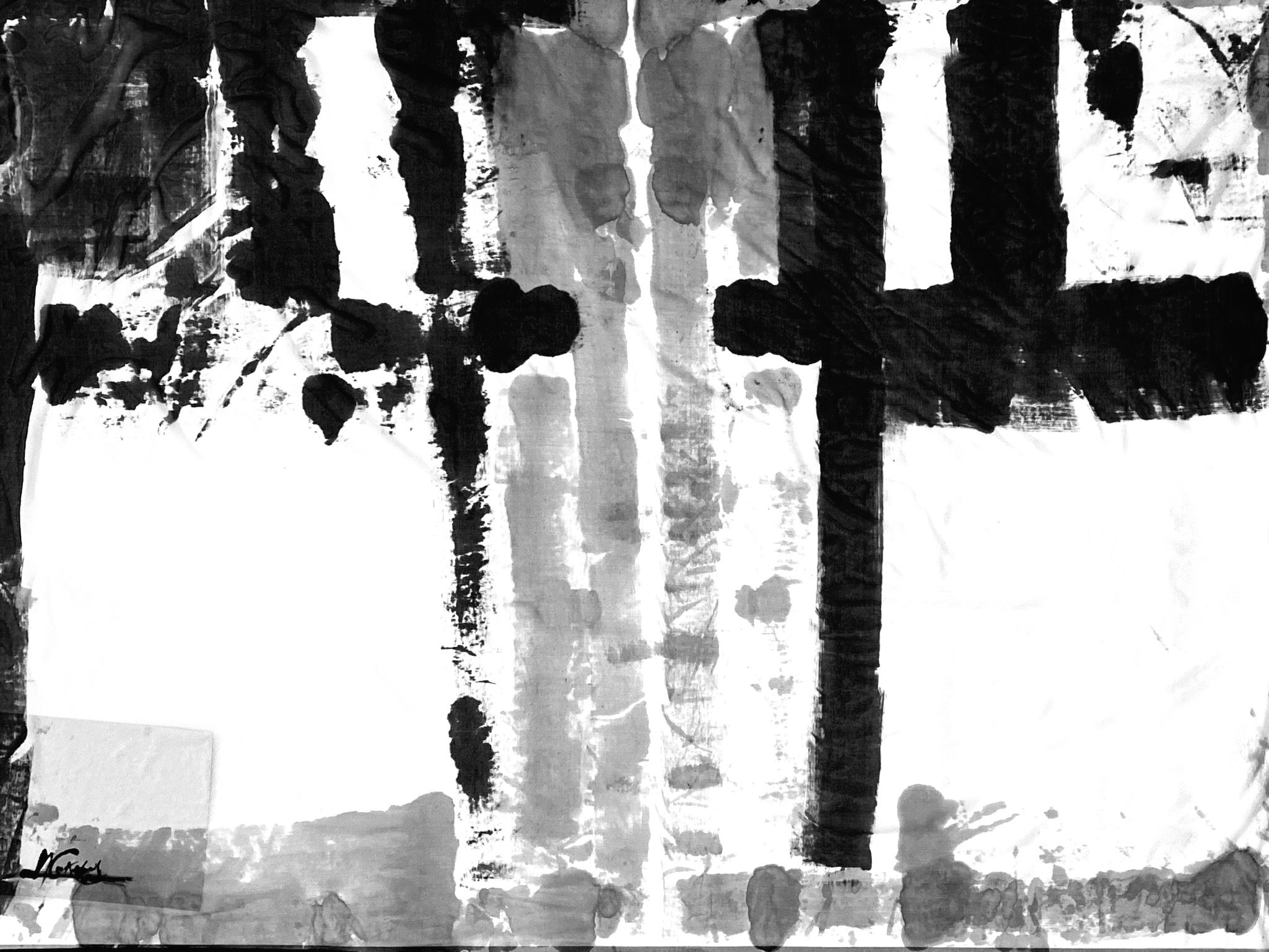 [着るARTストール]PLAIN CORNICE STOLE【SILKシルク】1117SILK-HP60 [登録意匠][送料/税込]