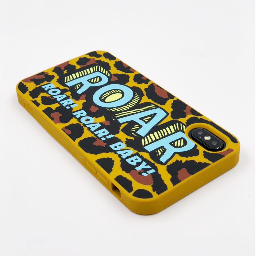 "SIMPLE CASE ""ROAR"" for iPhoneXSMAX"