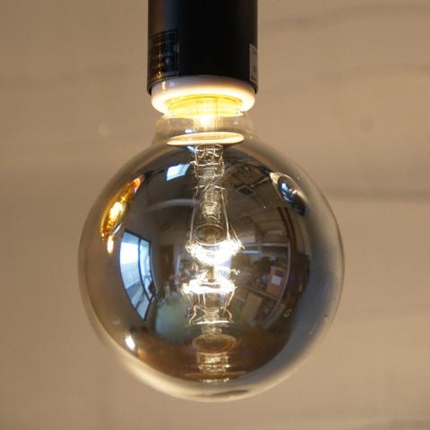 E26 20W ハニーボールランプ シルバー  ※電球のみ