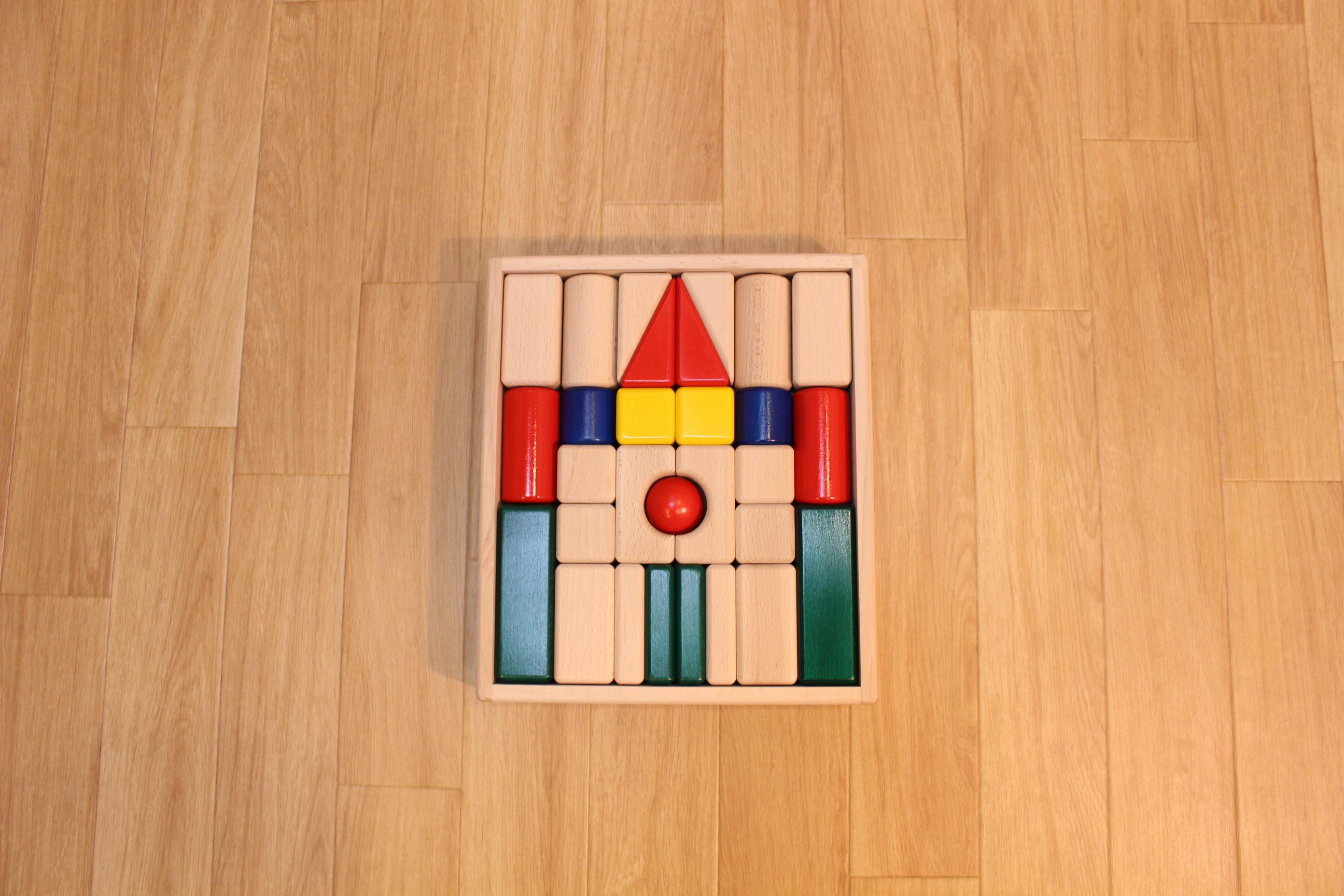 まーるい積木 - 画像2