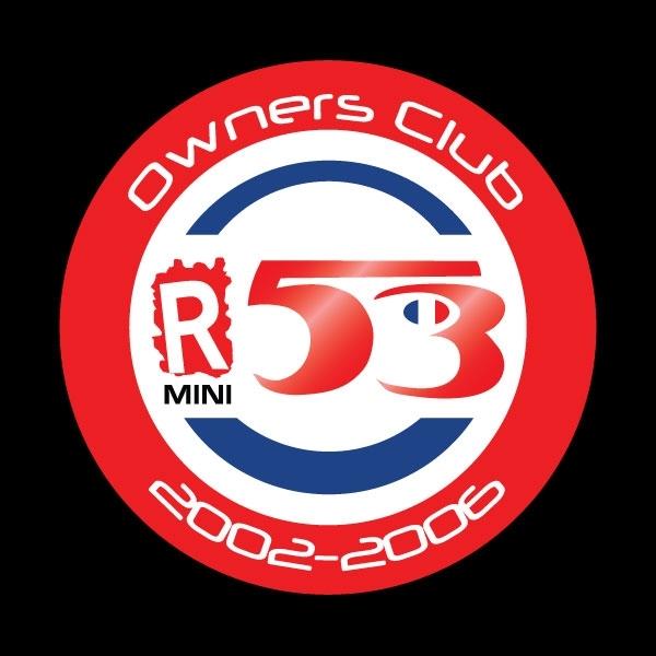 ゴーバッジ(ドーム)(CD0816 - CLUB Owners Club R53) - 画像1