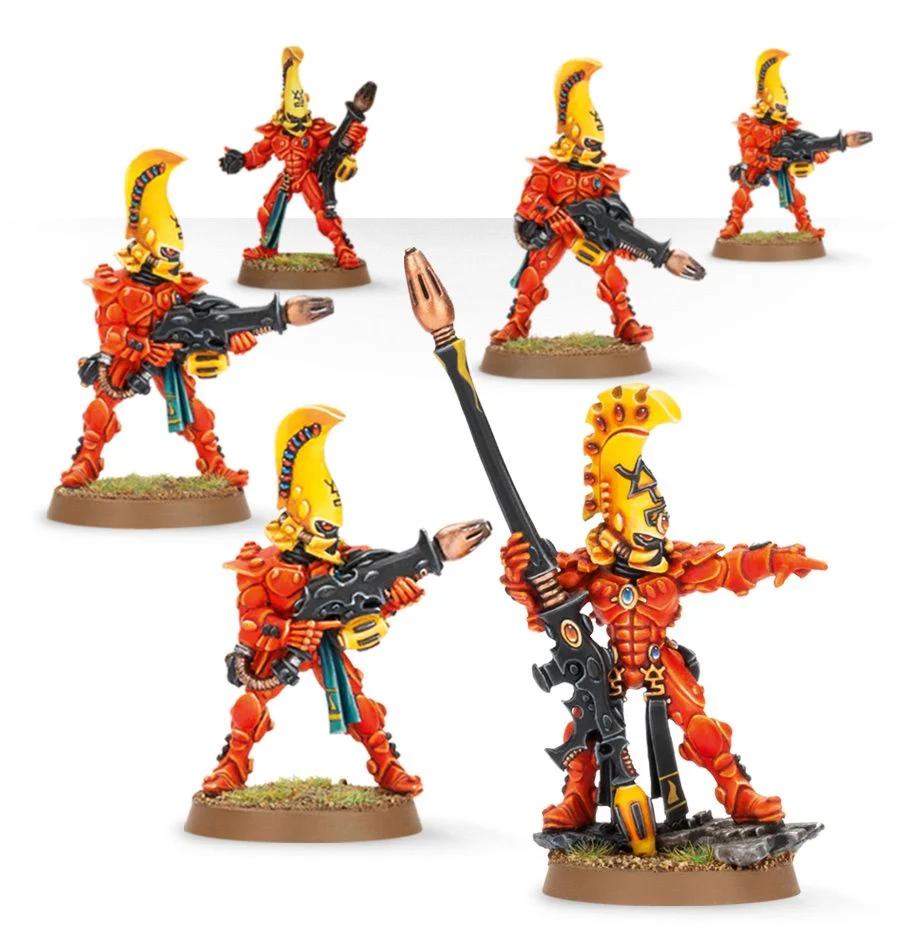 Fire Dragons(ELDAR)