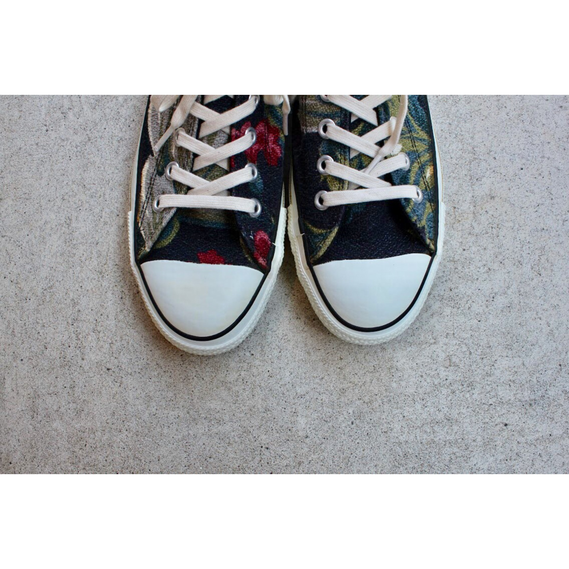 90s Converse Made in U.S.A. Size 7 1/2