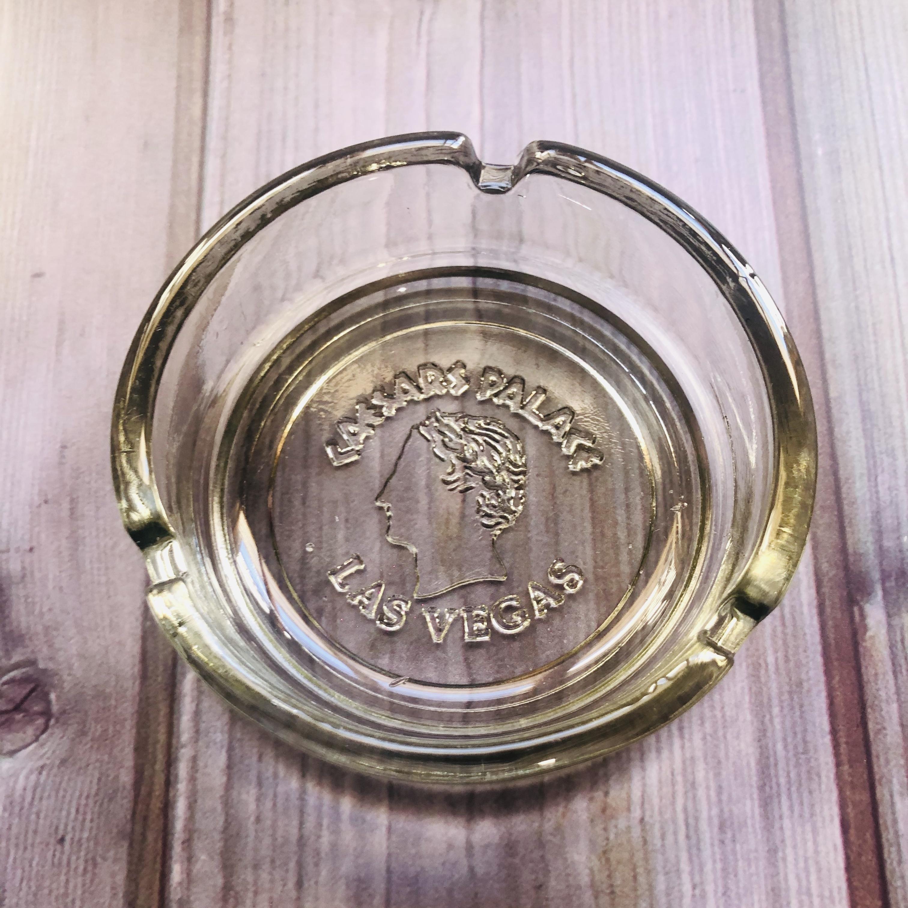 ヴィンテージ アシュトレイ 直径9cm C